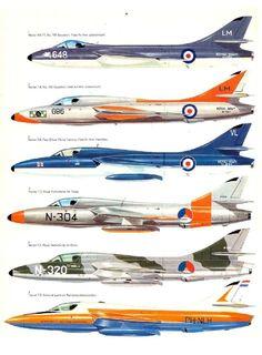 26 Hawker Hunter Page 32-960
