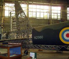 Vickers Wellington Mk.I, Brooklands Museum