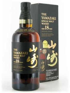 Yamazaki 18 [Single Malt Japanese Whisky]
