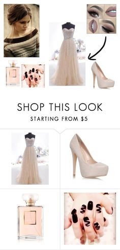 094 by nelssy-escalante-machacon on Polyvore featuring moda, Carvela and Chanel
