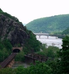 Harper's Ferry  WV...a very special spot for days spent with my sister.