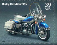 American Motorcycles USA 2005 1965 Harley-Davidson
