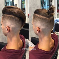 "7,337 Me gusta, 64 comentarios - Men's hairstyles inspiration (@4hairpleasure) en Instagram: ""Follow @4hairfashion ✂ for more dope hairstyles ✔. Get 15% off any @hanzdefuko wax using code…"""