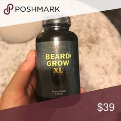 Beard growing dietary supplements 90 capsules Capsules 90 distant supplements for hair growth Accessories Watches