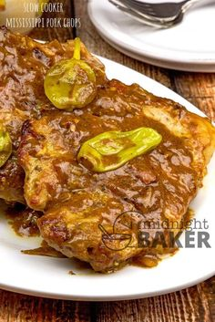 If you love the famous Mississippi pot roast with beef, you'll definitely love it adapted for pork chops. Popular Slow Cooker Recipe As post roast recipes go, Mississippi pot roast is one of the most popular. The flavors in the original recipe also work well with pork and some additions will make this even better....Read More »