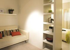 10 ideas para decorar un espacio pequeño | Cositas Femeninas