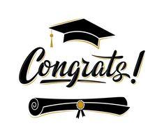 Graduation Images, Graduation Yard Signs, High School Graduation, Graduation Party Decor, Graduation Cards, Graduation Greetings, Congratulations Graduate, Congrats Wishes, Class Of 2019