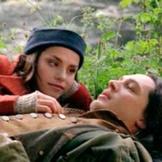 I love the hats Cathy wears in this version of Wuthering Heights