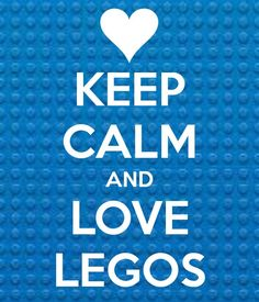 """Keep calm and love Legos - If you ♥ LEGO, come have a look at LEGO LOVE board http://pinterest.com/mademoisellealm/lego-love/ - I am the French-Israeli designer of """"Mademoiselle Alma"""". Inspired by my daughter, ALMA, I create Jewelry made from LEGO bricks, SWAROVSKI crystals and of course, a great amount of imagination. *** http://www.facebook.com/MademoiselleAlma Hope you LIKE my Facebook page-shop ♥  http://www.etsy.com/shop /MademoiselleAlma"""