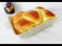 Sweet brioche by Christophe Michalak Cooking Chef, Cooking Time, Cooking Recipes, Cooking Curry, Cooking Hacks, Cooking Ideas, Bread And Pastries, Chefs, Brunch