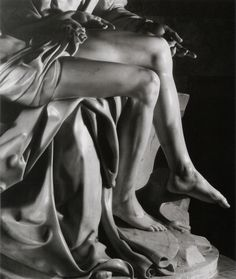 Michelangelo, Pietà (detail), 1499