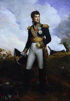 Gerard - Jean Lannes, duc de Montebello (1769-1809)