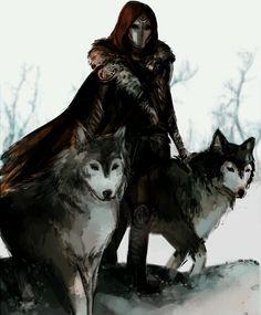 Iron Lord Guardian Hunter.