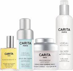 Carita Paris Skin Care Products