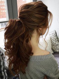 Featured Hairstyle: Lena Bogucharskaya; www.instagram.com/lenabogucharskaya; Wedding hairstyles ideas.