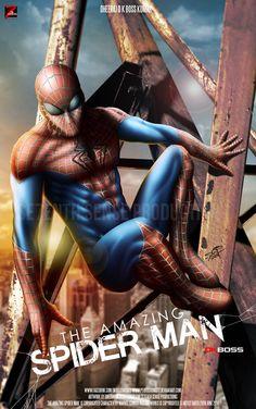 the amazing spider man #dkboss7 #amazingspiderman #spiderman #marvel #comics #civilwar #andrew