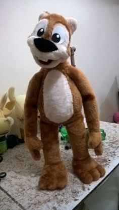 The Squirrel Puppet