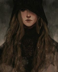 Artist unknown. Reminds me of Feyre.