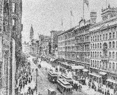 1909 Market Street Louvre, Marketing, Street, Building, Artwork, Travel, Work Of Art, Buildings, Viajes