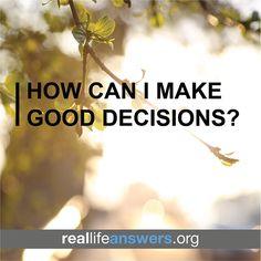 good-decisions