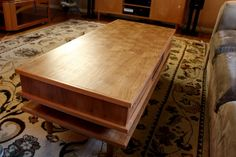 Build a coffee table | Woodworking for Mere Mortals
