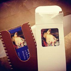 いいね!12件、コメント3件 ― Miyuki Ichikawaさん(@miyukyy)のInstagramアカウント: 「Proca届いた~。あけるときに箱がボロボロになったので、ケースも買って正解だった!」 Polaroid Film, Instagram