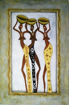 """""""Negras com balaios"""" por José Martinatti. #FredericClad #THEFAR"""