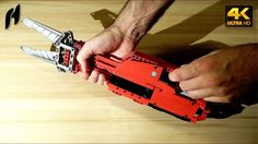 Lego Technic Jaws of Life (MOC - 4K)