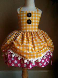 Lalaloopsy Crumbs Sugar Cookie Dress