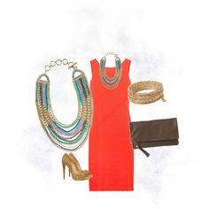 zahara bib necklace, serenity stone drops, bardot spiral, waverly 3 way bag
