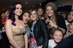 Katy ♥'s her fans!