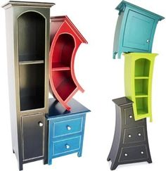 alice in wonderland furniture. alice in wonderland inspired cabinet around the house pinterest funky furniture and unique