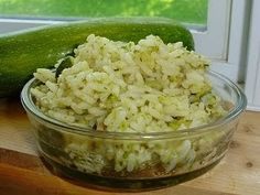 Les délices de Maya: Riz aux courgettes Potato Salad, Potatoes, Rice, Maya, Baking, Ethnic Recipes, Four, Couscous, Comme