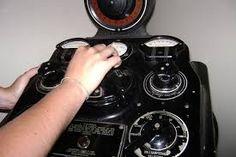 Consola de aparelho de RX convencional