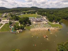Long's Retreat Family Resort in Latham is a hidden gem that locals enjoy summer after summer for some unforgettable family fun in the sun. Quarry Lake, Diving Springboard, Sand Volleyball Court, Blue Pool, Family Resorts, Spring Resort, Local Attractions, Spring Nature, Swimming Holes