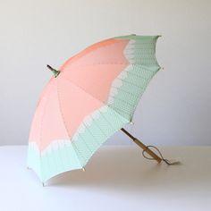 日傘 にんじん