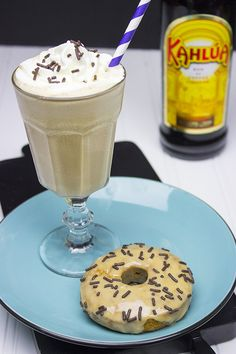 Kahlúa Donuts & Milkshake | Spiced