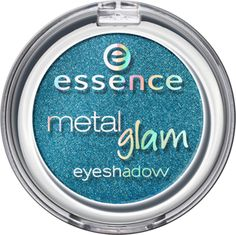 metal glam eyeshadow 01 jewel up the ocean - essence cosmetics