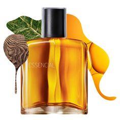 Natura Perfumería Eau de parfum masculino Essencial clásico amaderado, marcante, cedro