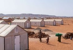 How Refugee Camp Architecture Is Capturing the Power of Shade