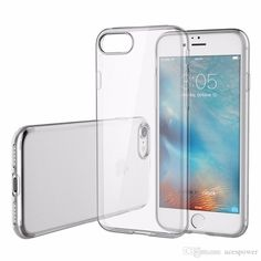 For Iphone 7 Phone Case 6S Plus Clear TPU 0.3MM Ultra Thin Samsung Galaxy Note 7 ON5 Back Cover Soft Case Cover //Price: $US $1.10 & FREE Shipping //     #apple