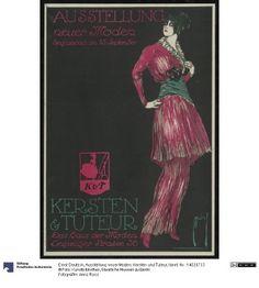 Ausstellung neuer Moden: Kersten und Tuteur