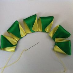 Make flowers to embellish your hat, dress, shoes, belts, etc.. so many possibilities. They are also ideal for scrapbooking, making hair accessories, making cards, or decorating your home or parties. Materials ribbon scissors thread and needle felt gem fabric glue