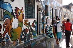 Camaguey: Art and the City Cuba, Bike, Painting, Art, Bicycle Kick, Trial Bike, Painting Art, Bicycle, Paintings