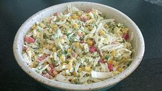 Overnight salad, a very tasty recipe from the vegetable category. Ratings: Average: Ø salad salad salad recipes grillen rezepte zum grillen Chef Salad Recipes, Beef Recipes, Soup Recipes, Cooking Recipes, Healthy Recipes, Paleo Food, Paleo Diet, Drink Recipes, Overnight Salad Recipe