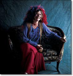 Janis Joplin #Kazar