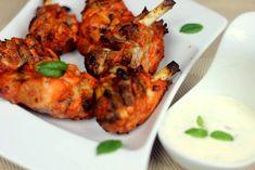 Kurczak Tandoori Masala - to bardzo smaczny przepis na udka z kurczaka w oryginalnym indyjskim stylu. Smakowało? Zostaw nam swój komentarz:)