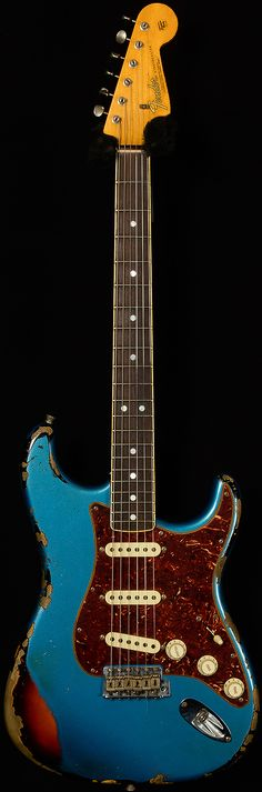 2016 Limited 60's Stratocaster Heavy Relic | Custom Shop Stratocaster | Fender Custom Shop | Electrics | Wildwood Guitars