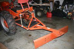 Case 440 skip-loader