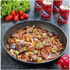 Resep masakan praktis sehari-hari Instagram Seafood Dishes, Seafood Recipes, Cooking Recipes, Healthy Recipes, Cooking Time, Healthy Food, Fish Curry, Indonesian Food, Curry Recipes
